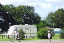 Photo of Woolsbridge Manor Farm Caravan Park