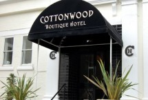 Photograph of Cottonwood Hotel, Bournemouth